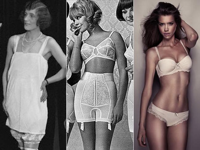 история женского белья