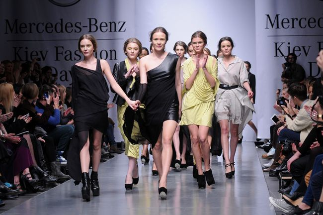 История mercedes-benz kiev fashion days